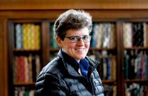 Photo of Prof. Maria DeGuzman, taken by Sarah Boyd