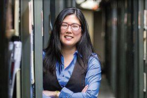 Photo of Heidi Kim, taken by Sarah Boyd