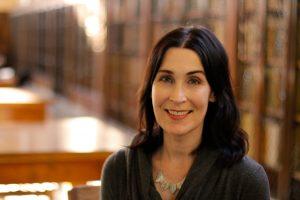 Photo of Mary Floyd Wilson, taken by Sarah Boyd