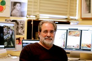 Photo of Joseph Viscomi, taken by Sarah Boyd