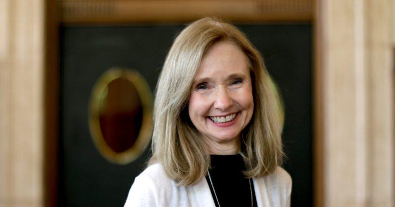 Photo of Susan Irons, taken by Sarah Boyd