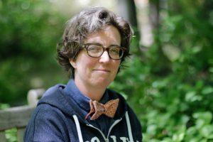 Photo of Gabriella Calvocoressi, taken by Sarah Boyd