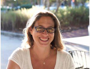 Photo of Laura Halperin, taken by Sarah Boyd