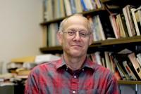 Photo of Alan Shapiro, taken by Sarah Boyd