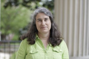 Photo of Wendy Weber, taken by Sarah Boyd