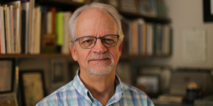Michael McFee Awarded Thomas and Ellie D. Chaffin Prize for Appalachian Writing