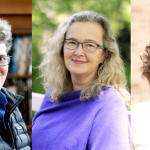 Three English and Comparative Literature Instructors Honored at University Teaching Awards