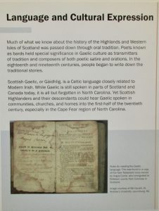 Drawing on the wealth of archival resources in Wilson Library's Special Collections, this exhibit explores the beliefs, experiences, and traditions of the Scottish Gaelic-speaking community in North Carolina.