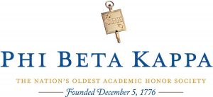 Four ECL Majors to be Inducted into Phi Beta Kappa