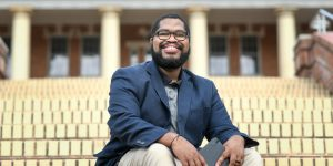 UNC Creative Writing Lecturer Tyree Daye Wins 2019 Whiting Award
