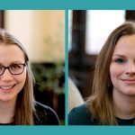 UNC PhD Students Anne Fertig and Sarah Schaefer Walton