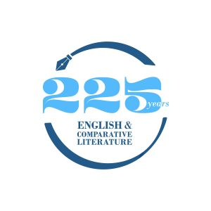 logo for department's 225th anniversary celebration
