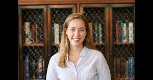 Portrait of Katherine Stein