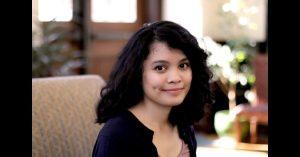 Portrait of Trisha Remetir