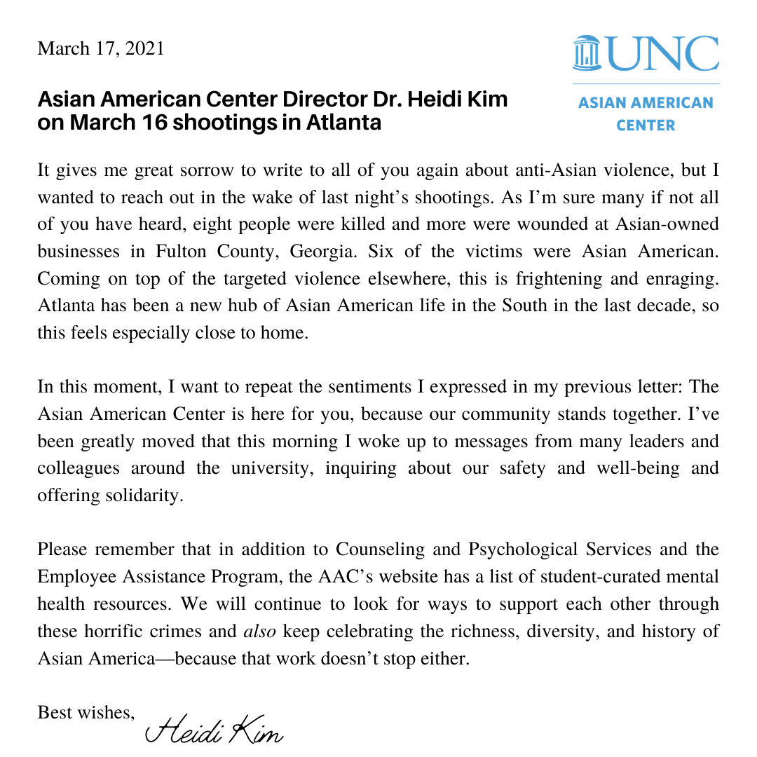 Kim Letter